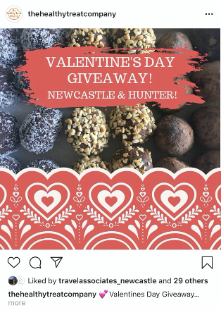 Valentine's Day social ideas The Marketing Side